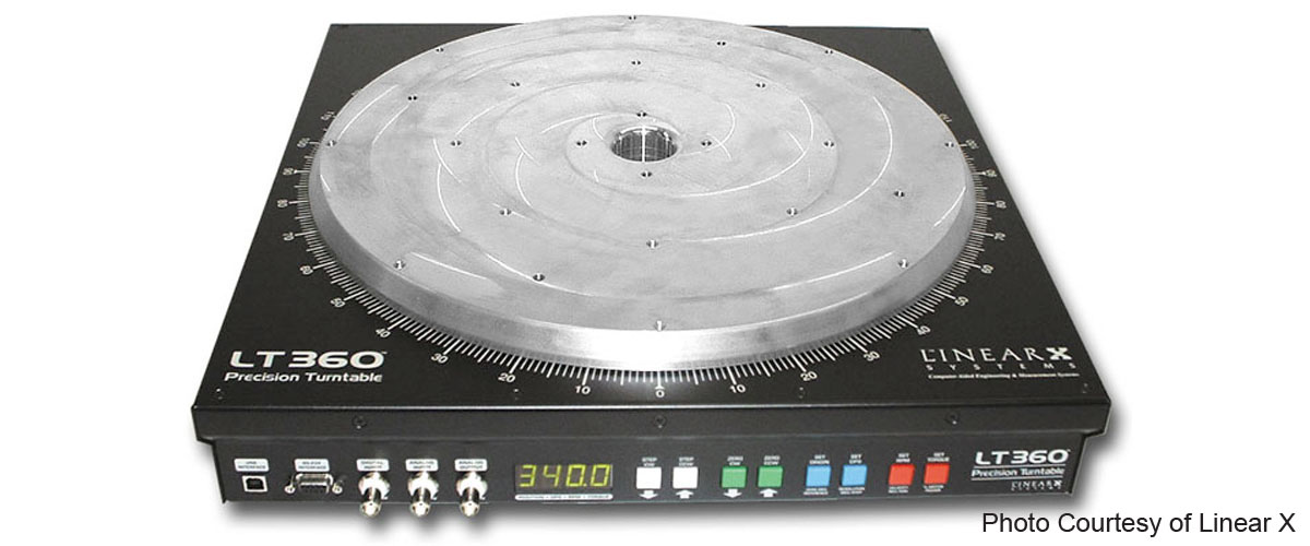 Linear X Turntable