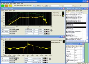 Loudspeaker Splice Sequence Screenshot